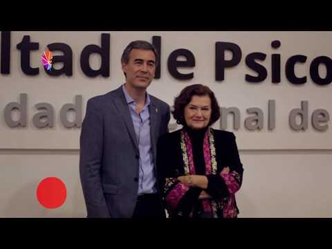 Conferencia Magistral de Élisabeth Roudinesco por TV Universidad