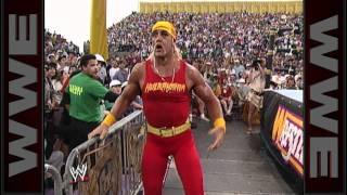 A salty misfire by Mr. Fuji at WrestleMania IX thumbnail