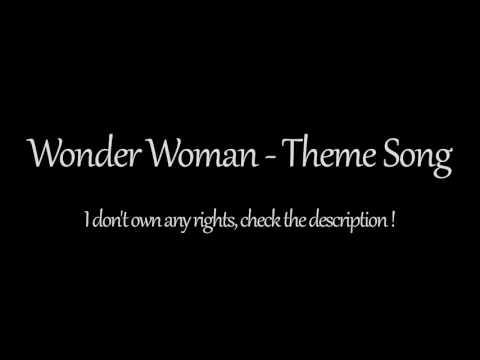 Wonder Woman - Theme Song (1 Hour) Trailer Music