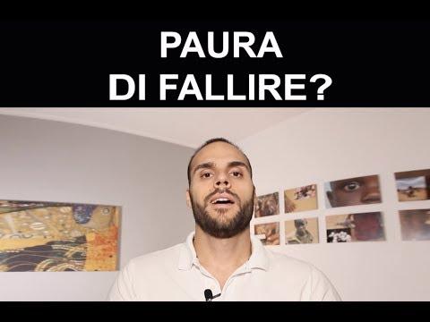 La paura di fallire!