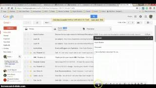 How To Send Documents in Gmail