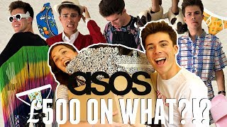 MY SUBSCRIBERS DO MY ASOS SHOP! (£500 on WHAT!?!?) - Men's Try On Haul | Jack Edwards