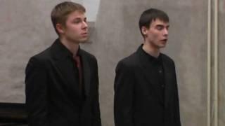 Концерт Кренгольмской музыкальной школы-третья часть