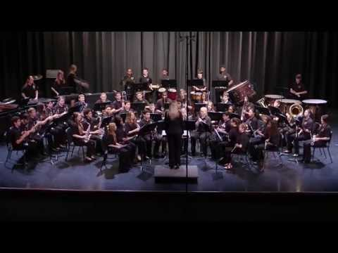 Overhills MS 7th & 8th Grade Band - Intensity - Sean O'Loughlin
