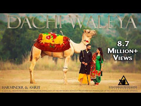 Dachi waleya best Punjabi pre wedding | Harminder & Amrit | Sunny Dhiman Photography