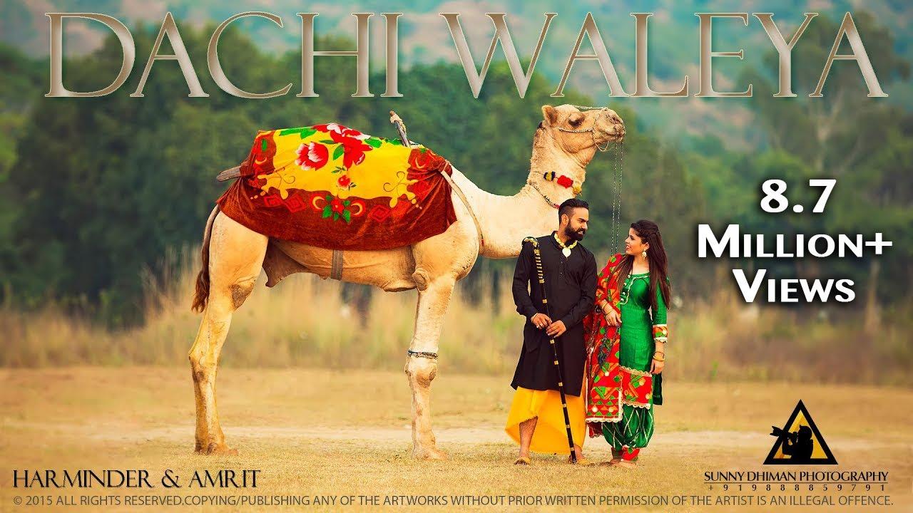 Download Dachi waleya best Punjabi pre wedding | Harminder & Amrit | Sunny Dhiman Photography