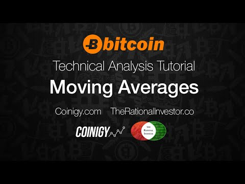 Bitcoin Moving Average Tutorial - SMA, EMA & More - Bitcoin Technical Analysis