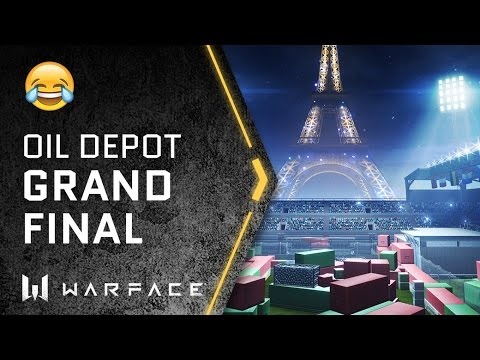 Warface - Oil Depot Cup - Grand Final