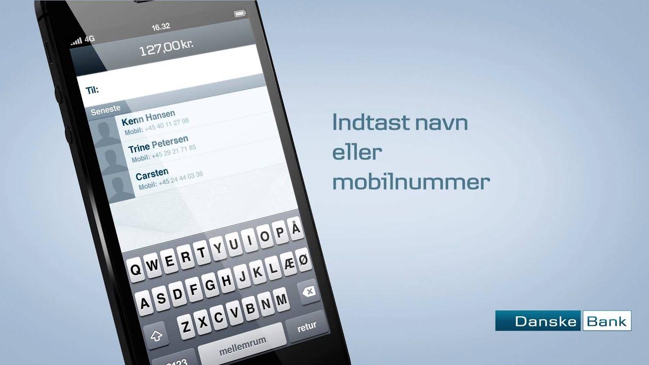 danske mobilnumre