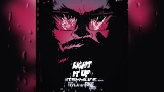 Major Lazer feat. Nyla - Light It Up (Itsmylife Remix)