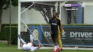 New Inter Signing Romelu Lukaku hits the ground running with FOUR goals on his debut!