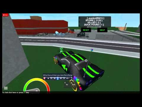 how to make a car game on roblox