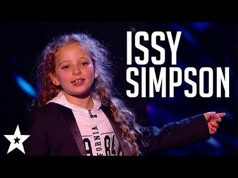 Issy Simpson | ALL Performances | Britain's Got Talent