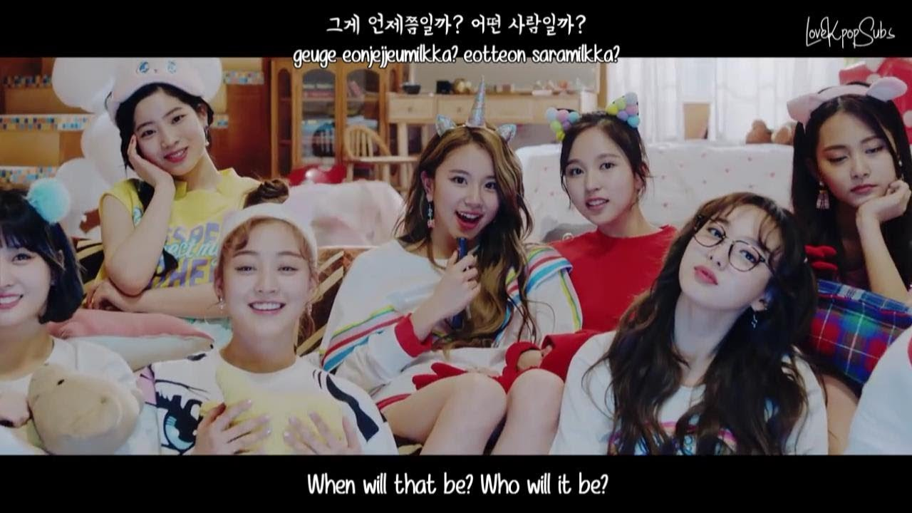 038dcb0b6a Twice - What Is Love? MV [Eng/Rom/Han] HD - YouTube