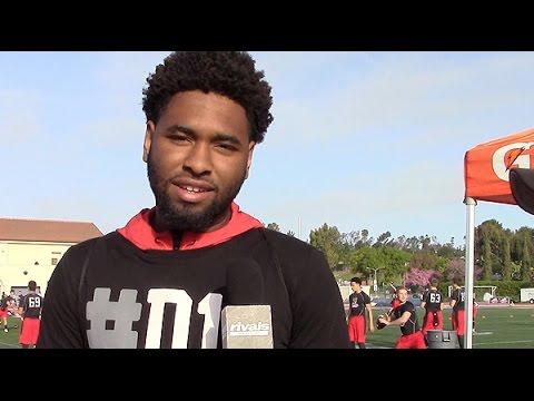 RCS LA: Moses Robinson-Carr interview