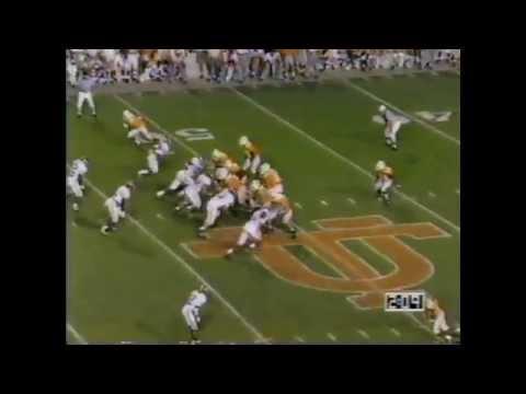 1994 #10 Alabama vs. Tennessee Highlights