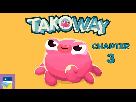 Takoway: Chapter 3 iOS Gameplay Walkthrough (by Daylight Studios)