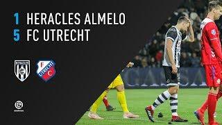 Heracles Almelo - FC Utrecht | 02-03-2019 | Samenvatting