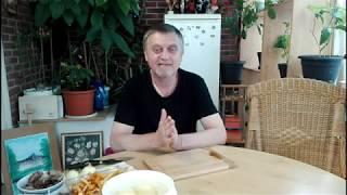 Грибной суп Лисички Опята Мой рецепт