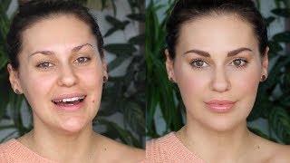 Natürliches Tages Makeup | keine Foundation!