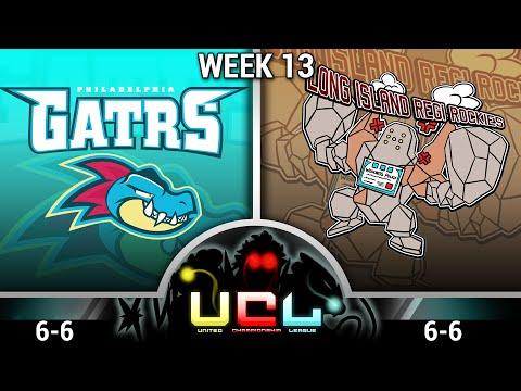 Pokemon ORAS Live Wi-fi Battle: Philadelphia Feraligatrs vs Long Island Regirockies (Week 13)