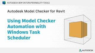 Model Checker for Revit - Usin…