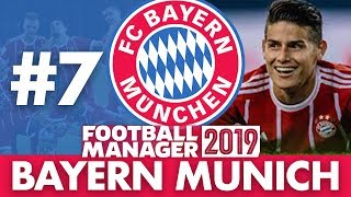 BAYERN MUNICH FM19 ALPHA | Part 7 | REAL MADRID | Football Manager 2019