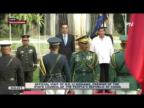 Official Visit of H.E. Li Keqiang, Premier of the State Council of the People's Republic of China