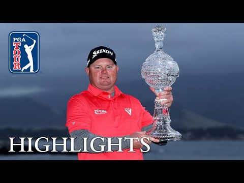 Highlights | Round 4 | at AT&T Pebble Beach