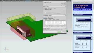 Siemens NX PCB Xchange