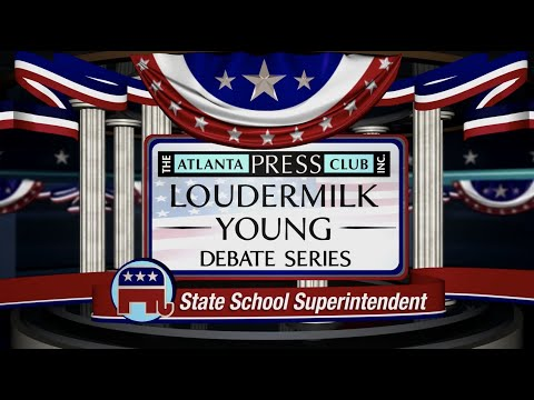 STATE SCHOOL SUPERINTENDENT DEBATE REPUBLICAN