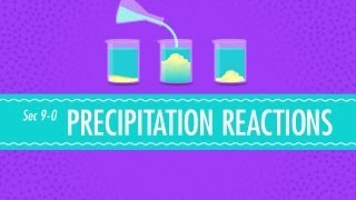 A lot of ionic compounds dissolve in water, dissociating into indiv...