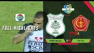 Download Video PSMS Medan (2) vs (4) PS Tira - Full Highlight | Go-Jek Liga 1 Bersama Bukalapak MP3 3GP MP4
