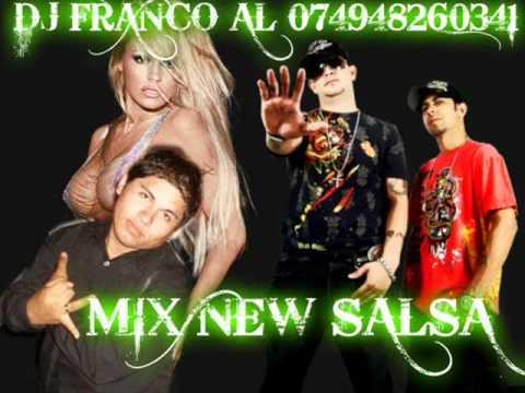 MIX LOS ADOLESCENTES - DJ FRANCOCIX 2011.wmv