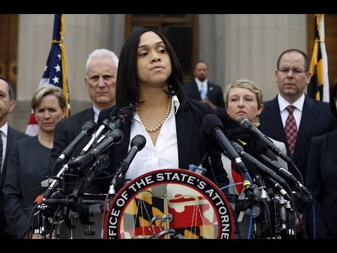Freddie Gray prosecutor Marilyn Mosby's amazing press confer