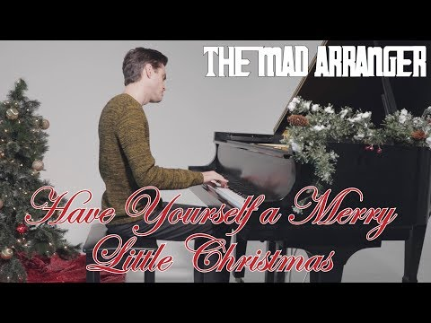 Jacob Koller  Have Yourself a Merry Little Christmas  Advanced Jazz Piano
