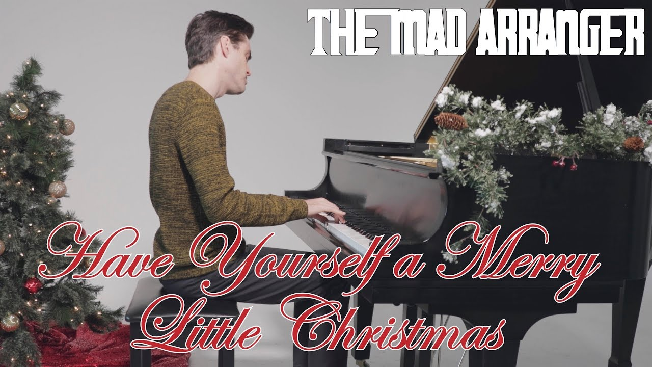 jacob koller have yourself a merry little christmas advanced