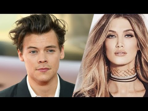 Harry Styles Spotted With NEW GIRLFRIEND Delta Goodrem!