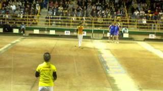 Championnat du Monde Boules lyonnaises, double - St Vulbas 2010