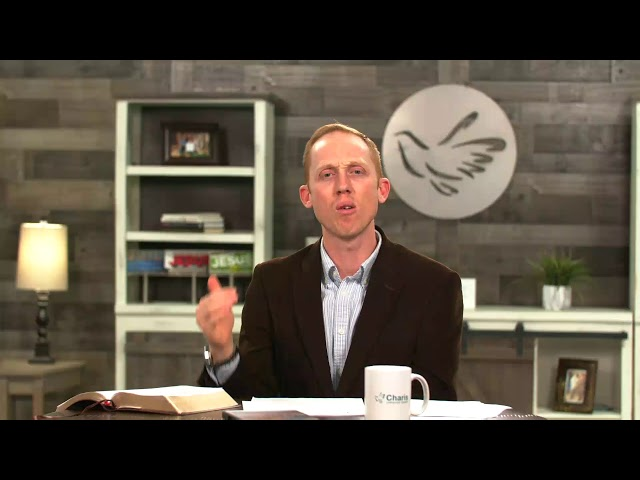 Streams In The Desert IV - Aaron Perdue - Grace For Today Live - 02-25-21