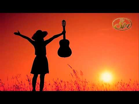 SPANISH GUITAR BEST ROMANTIC LATIN MUSIC  HITS RELAXING SPA BACKGROUND MUSIC