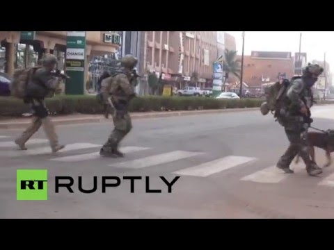 Burkina Faso: Security forces on high alert following deadly hotel attack