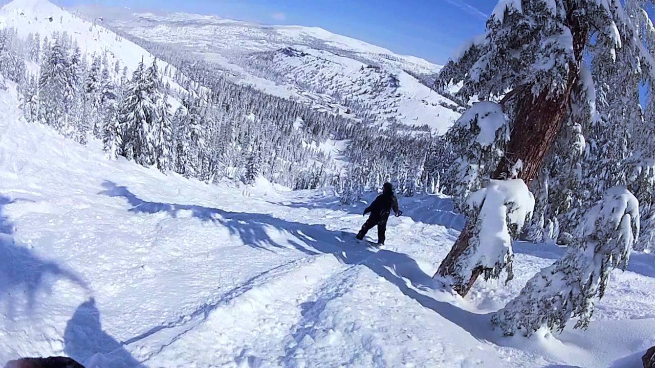 kirkwood mountain resort 2012 gopro recap youtube