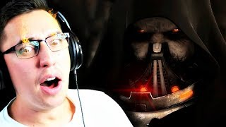 I watched EVERY Cinematic from Star Wars: The Old Republic for the FIRST time...