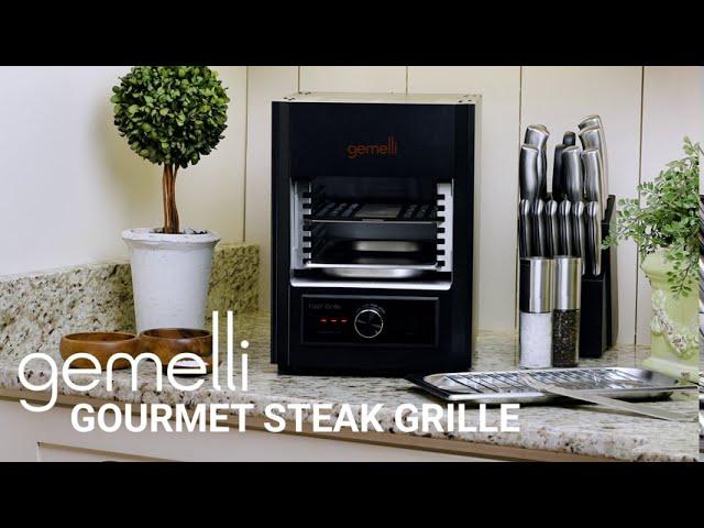 Gemelli Gourmet Steak Grille video thumbnail