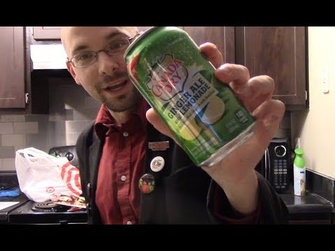 Leninhawk's Trying: Canada Dry Ginger Ale And Lemonade