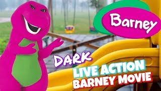 Live Action Barney Movie Sounds WILD!! Video
