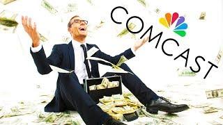 How Comcast Is REALLY Spending Tax Break Money
