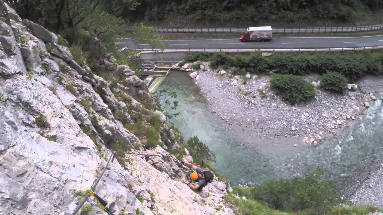 Klettersteig Eitweg : Klettersteig türkenkopf youtube