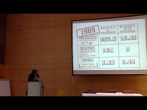 The paradox of prohibition - Dr. John Marks - Cultiva 2014